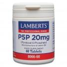 P5P (Pyridoxal 5 Phosphate) 20mg (60 Tablets)