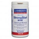 STRONGSTART MVM ( Multivitamin kosttillskott vitaminer för gravida och ammande) (60 tabletter)