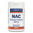 N-acetylcystein (NAC) 600mg - 90 kapslar